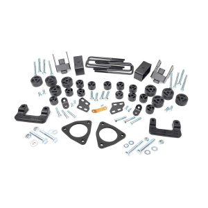 Rough Country 3.75-inch Suspension & Body Lift Combo Kit