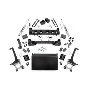 4in Toyota Suspension Lift Kit w/ N3 Shocks (16-20 Tundra 4WD/2WD)