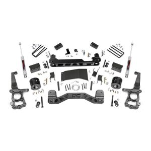 4in Ford Suspension Lift Kit (15-20 F-150 4WD)