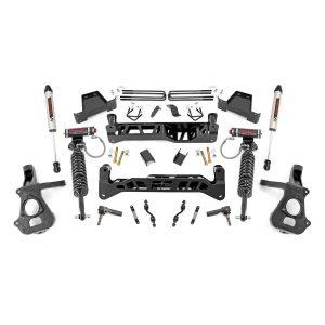 7in GM Suspension Lift Kit, Vertex & V2 (14-18 1500 PU 2WD)
