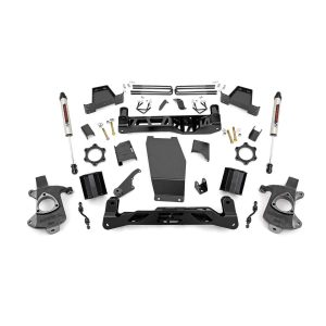 6in GM Suspension Lift Kit w/V2 Monotube (14-17 1500 PU 4WD, Cast Steel)