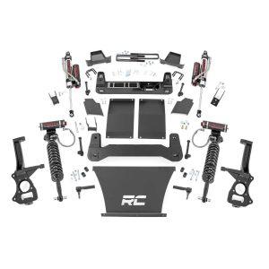 4in GM Suspension Lift Kit, Vertex (19-20 1500 Trailboss / AT4 PU 4WD)