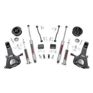 4in Dodge Suspension Lift Kit (09-18 RAM 1500 2WD)