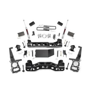 4in Ford Suspension Lift Kit, Strut Spacers (09-10 F-150 4WD)