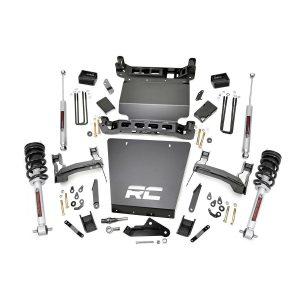 5in GM Suspension Lift Kit w/N3 Shocks & Struts (14-18 1500 PU 4WD)