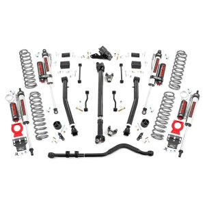 3.5in Jeep Suspension Lift Kit, Stage 2 Coils & Adj. Control Arms (18-20 Wrangler JL Rubicon)
