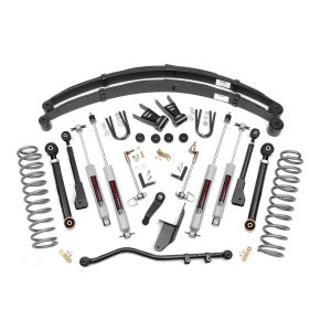 Rough Country 6.5-inch X-Series Suspension Lift System