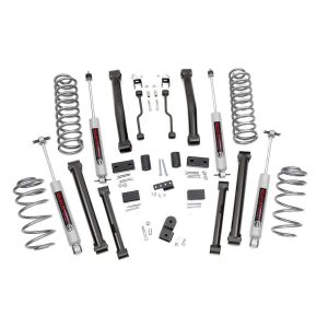 Rough Country 4-inch Series II Suspension Lift System