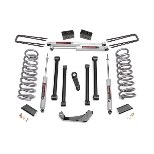 Rough Country 5-inch Series II Suspension Lift Kit