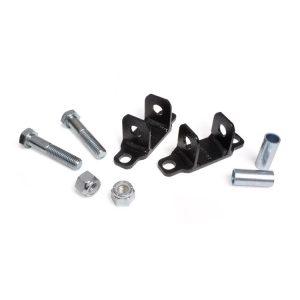 Rough Country Rear Shock Upper Bar Pin Eliminator Kit