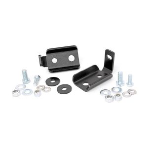 Rough Country Front Shock Relocation Brackets